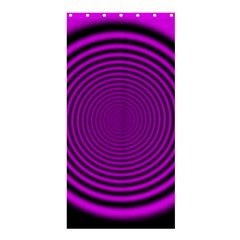 Background Coloring Circle Colors Shower Curtain 36  x 72  (Stall)