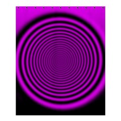 Background Coloring Circle Colors Shower Curtain 60  x 72  (Medium)