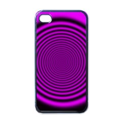 Background Coloring Circle Colors Apple Iphone 4 Case (black)