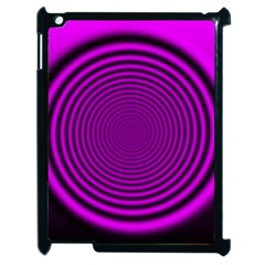 Background Coloring Circle Colors Apple Ipad 2 Case (black)