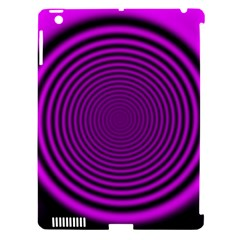 Background Coloring Circle Colors Apple Ipad 3/4 Hardshell Case (compatible With Smart Cover)