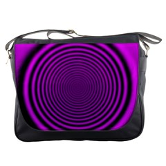 Background Coloring Circle Colors Messenger Bags