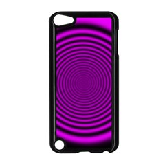 Background Coloring Circle Colors Apple iPod Touch 5 Case (Black)