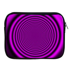 Background Coloring Circle Colors Apple Ipad 2/3/4 Zipper Cases