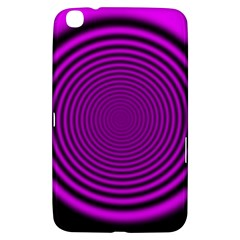 Background Coloring Circle Colors Samsung Galaxy Tab 3 (8 ) T3100 Hardshell Case