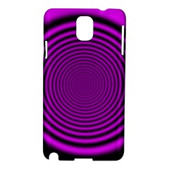 Background Coloring Circle Colors Samsung Galaxy Note 3 N9005 Hardshell Case