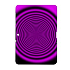 Background Coloring Circle Colors Samsung Galaxy Tab 2 (10.1 ) P5100 Hardshell Case