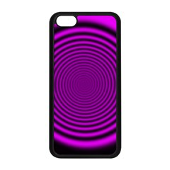 Background Coloring Circle Colors Apple Iphone 5c Seamless Case (black)