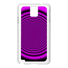 Background Coloring Circle Colors Samsung Galaxy Note 3 N9005 Case (White)
