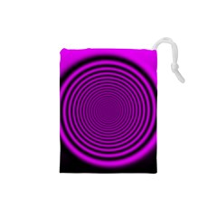 Background Coloring Circle Colors Drawstring Pouches (small)
