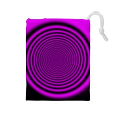 Background Coloring Circle Colors Drawstring Pouches (large)