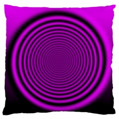 Background Coloring Circle Colors Standard Flano Cushion Case (two Sides)