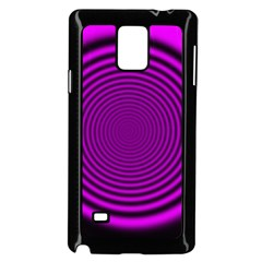 Background Coloring Circle Colors Samsung Galaxy Note 4 Case (Black)