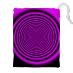 Background Coloring Circle Colors Drawstring Pouches (XXL)