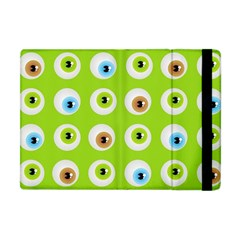 Eyes Background Structure Endless Apple Ipad Mini Flip Case