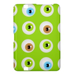 Eyes Background Structure Endless Kindle Fire HD 8.9