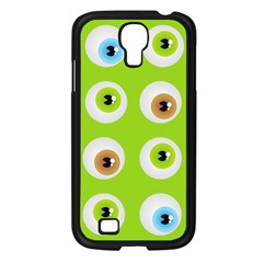 Eyes Background Structure Endless Samsung Galaxy S4 I9500/ I9505 Case (black)