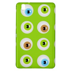 Eyes Background Structure Endless Samsung Galaxy Tab Pro 8 4 Hardshell Case
