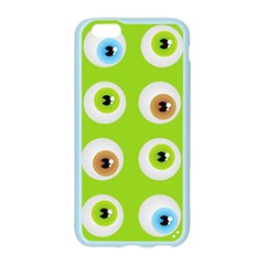 Eyes Background Structure Endless Apple Seamless iPhone 6/6S Case (Color)