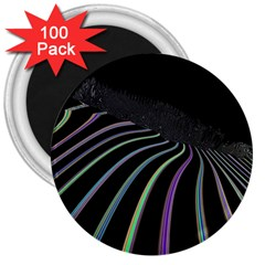 Graphic Design Graphic Design 3  Magnets (100 pack)