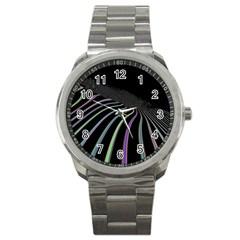 Graphic Design Graphic Design Sport Metal Watch
