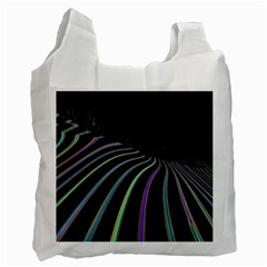 Graphic Design Graphic Design Recycle Bag (one Side)
