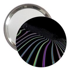 Graphic Design Graphic Design 3  Handbag Mirrors