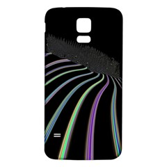 Graphic Design Graphic Design Samsung Galaxy S5 Back Case (White)