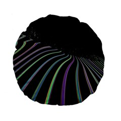 Graphic Design Graphic Design Standard 15  Premium Flano Round Cushions