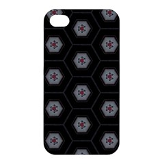 Mandala Calming Coloring Page Apple Iphone 4/4s Hardshell Case