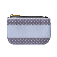 Blue Modern Mini Coin Purses