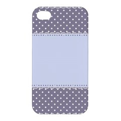 Blue Modern Apple Iphone 4/4s Premium Hardshell Case