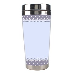 Blue Modern Stainless Steel Travel Tumblers