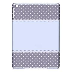 Blue Modern Ipad Air Hardshell Cases