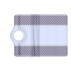 Blue Modern Kindle Fire Hd (2013) Flip 360 Case
