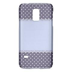 Blue Modern Galaxy S5 Mini