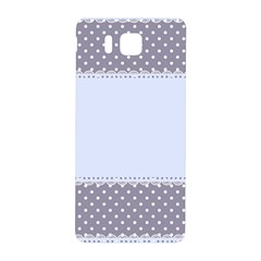 Blue Modern Samsung Galaxy Alpha Hardshell Back Case