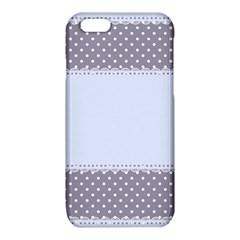 Blue Modern iPhone 6/6S TPU Case