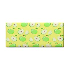 Apples Apple Pattern Vector Green Cosmetic Storage Cases