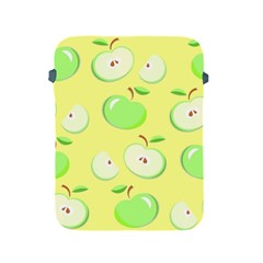 Apples Apple Pattern Vector Green Apple Ipad 2/3/4 Protective Soft Cases