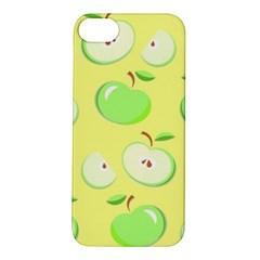 Apples Apple Pattern Vector Green Apple iPhone 5S/ SE Hardshell Case