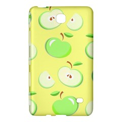 Apples Apple Pattern Vector Green Samsung Galaxy Tab 4 (8 ) Hardshell Case