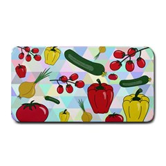 Vegetables Cucumber Tomato Medium Bar Mats