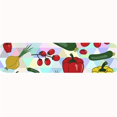 Vegetables Cucumber Tomato Large Bar Mats