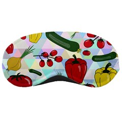 Vegetables Cucumber Tomato Sleeping Masks