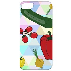 Vegetables Cucumber Tomato Apple Iphone 5 Classic Hardshell Case