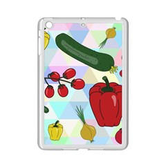Vegetables Cucumber Tomato Ipad Mini 2 Enamel Coated Cases