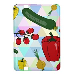 Vegetables Cucumber Tomato Kindle Fire Hd 8 9