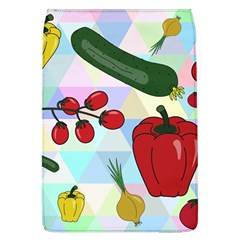 Vegetables Cucumber Tomato Flap Covers (l)