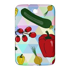 Vegetables Cucumber Tomato Samsung Galaxy Note 8 0 N5100 Hardshell Case